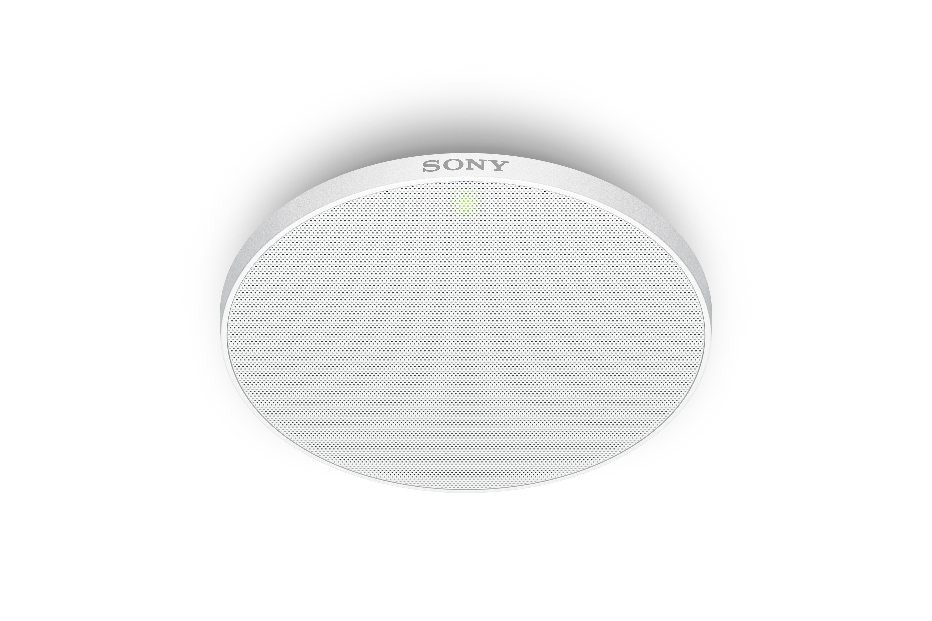 Sony launches IP-based ceiling beamforming[1] microphone with speech reinforcement and clear audio recording