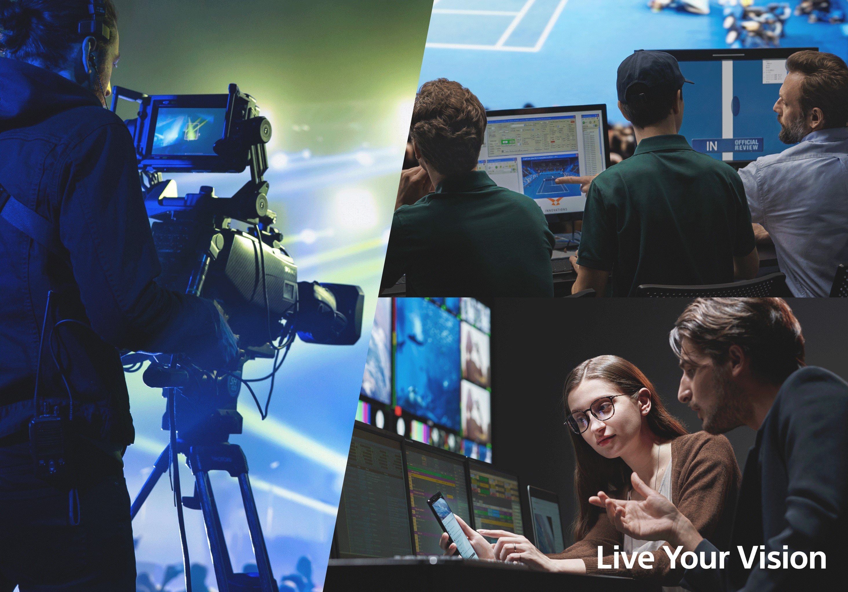 Sony Announces Latest IP, Cloud Solutions and Imaging Products for More Flexible and Scalable Productions and Workflows