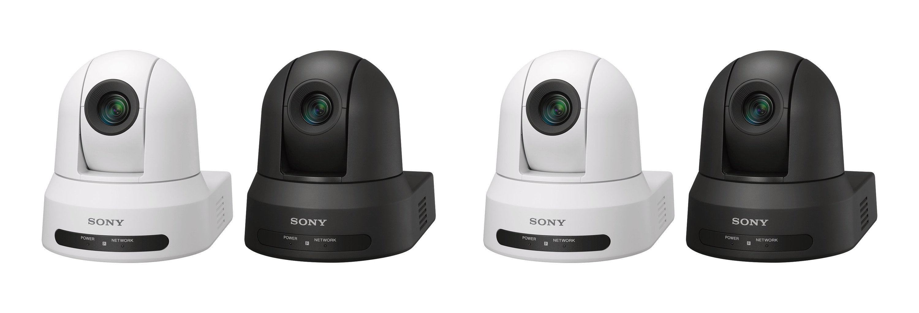 Sony Expands Lineup of Powerful IP-Based, Pan-Tilt-Zoom Cameras with NDI/HX Capability