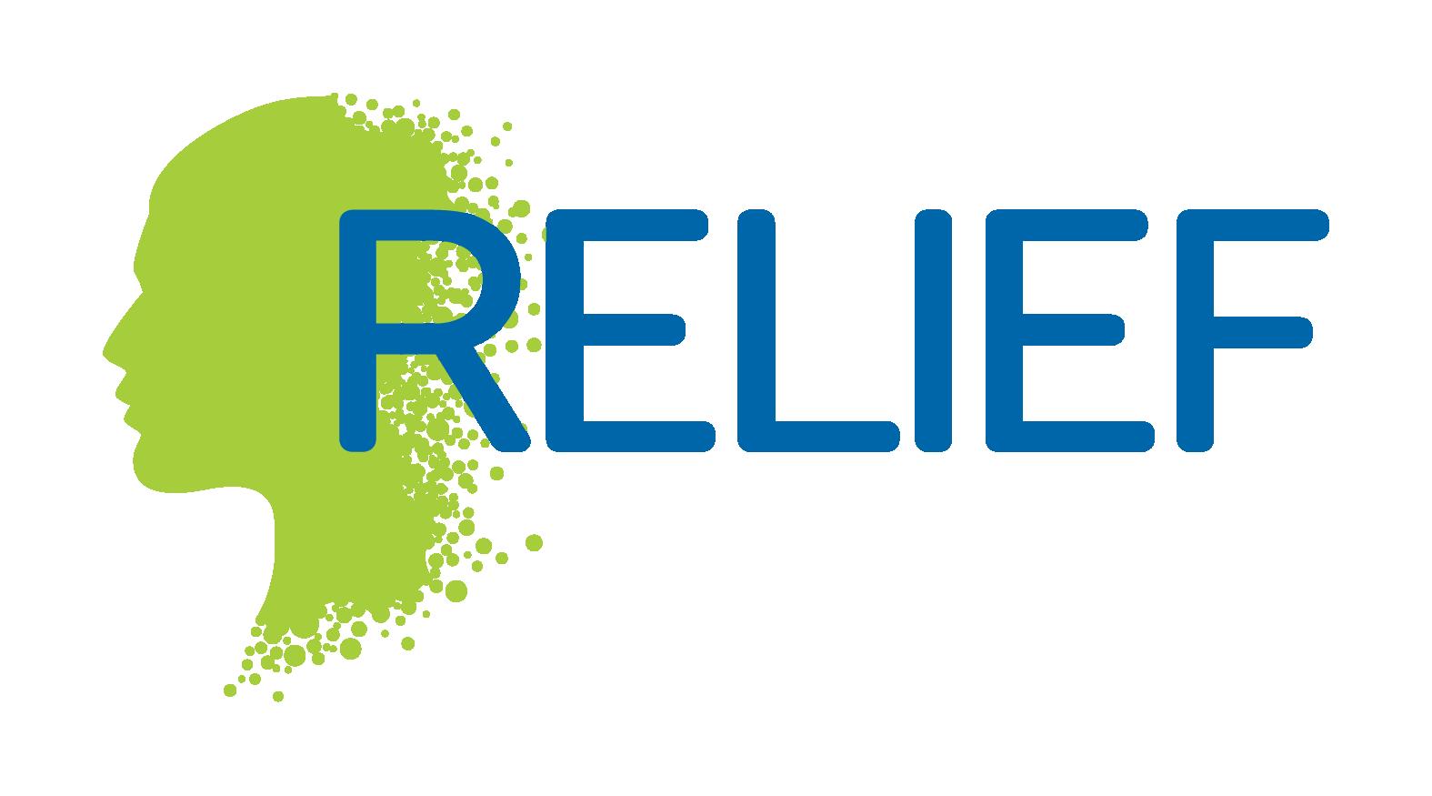 relief study logo