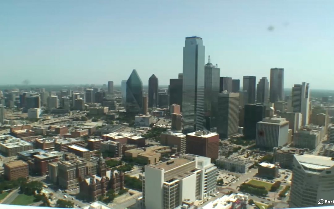Dangerous Southern Heat: Warmest In Dallas Since 2012?