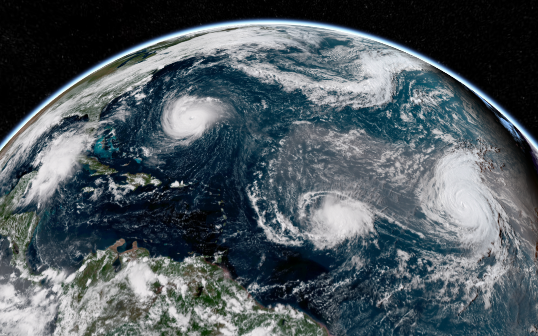 Hurricane Florence in Images