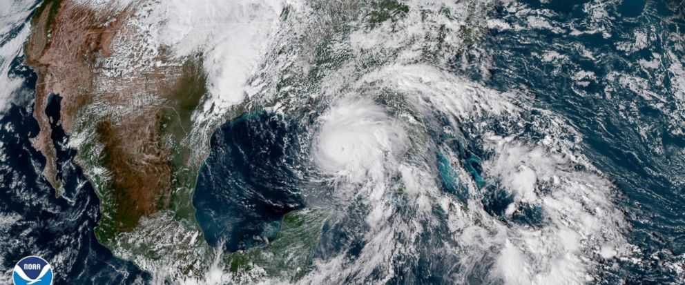 Hurricane Michael Now A Dangerous Category 3 – Wednesday Midday Landfall In Florida Panhandle