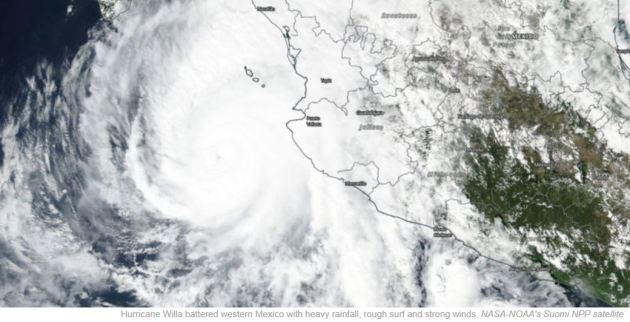 2018 Was Most Active Hurricane Season on Record