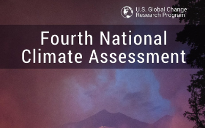 4th National Climate Assessment Released