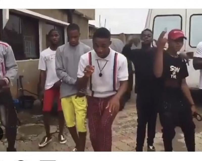 Olamide signs Picazo Rhap following viral rap video