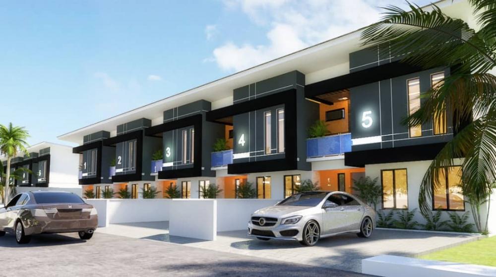 Wing Berry - 3 Bedroom Terrace duplex