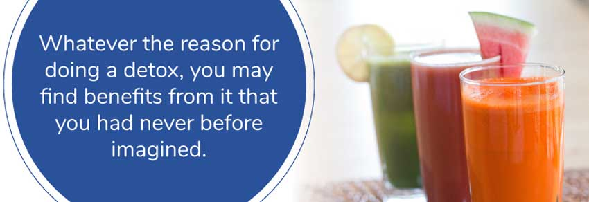 Yoga Detox Provided Great Benefits