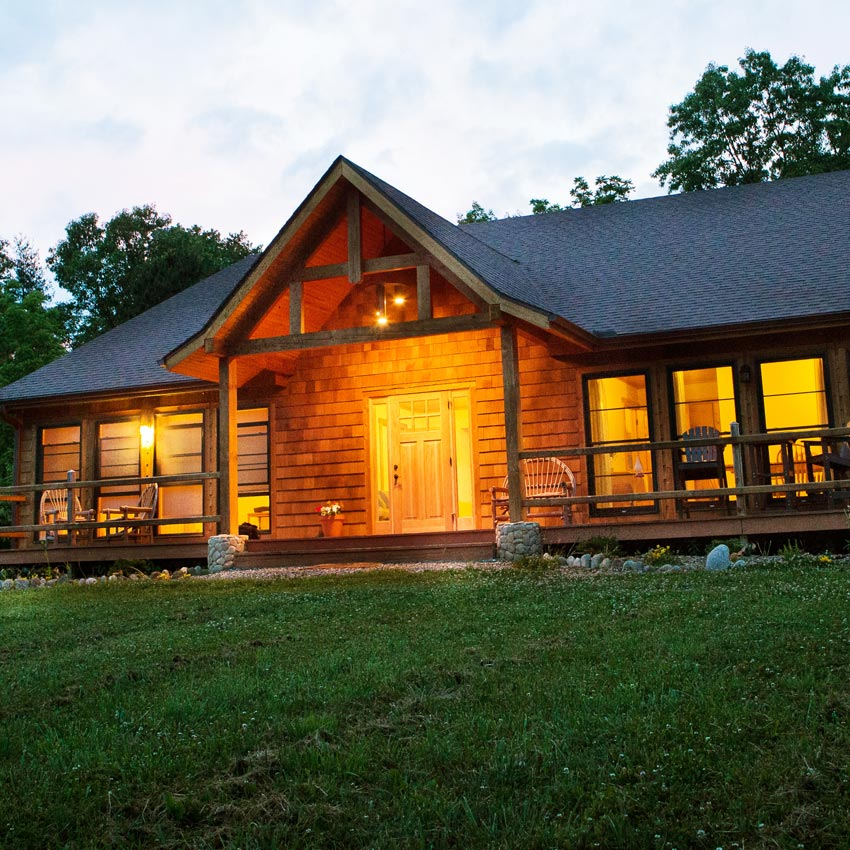Prama Institute North Carolina Retreat Center Facilities