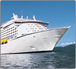 Royal Holiday Southern Caribbean 7 nights Royal Caribbean - Adventure of the Seas