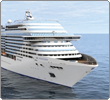 Royal Holiday Mediterranean 7 nights MSC Cruises - Fantasia