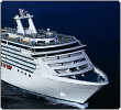 Royal Holiday Alaska 7 nights Princess Cruises - Coral Princess