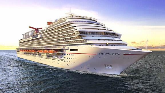 Royal Holiday Eastern Caribbean 8 nights Carnival - Vista