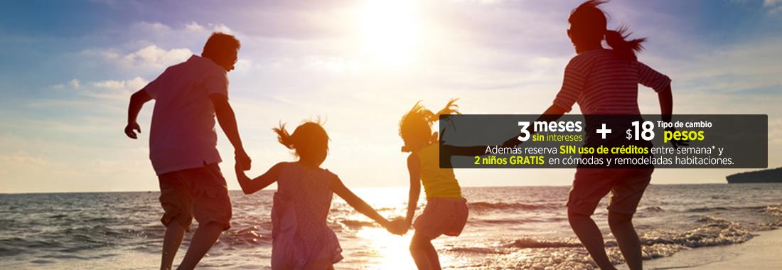 Royal Holiday - Especial para disfrutar Park Royal Huatulco - Sin uso de créditos entre semana y 2 niños gratis