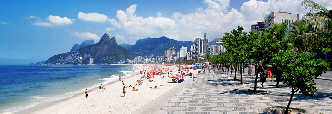 Royal Holiday - What makes Rio special? - Find out while staying at the Rio Othon Palace on iconic Copacabana beach