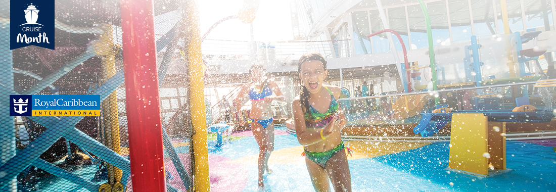 Royal Holiday - Take the cruise you've been dreaming of - Aboard Royal Caribbean