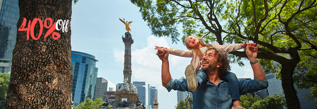Royal Holiday - Mexico City for you! -