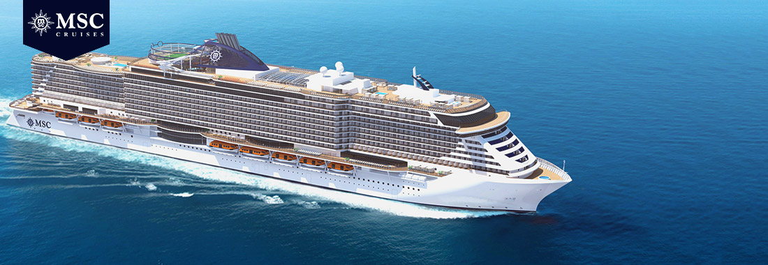 Royal Holiday - Discover the Mediterranean aboard MSC cruises - A journey full of luxury and comfort to remember