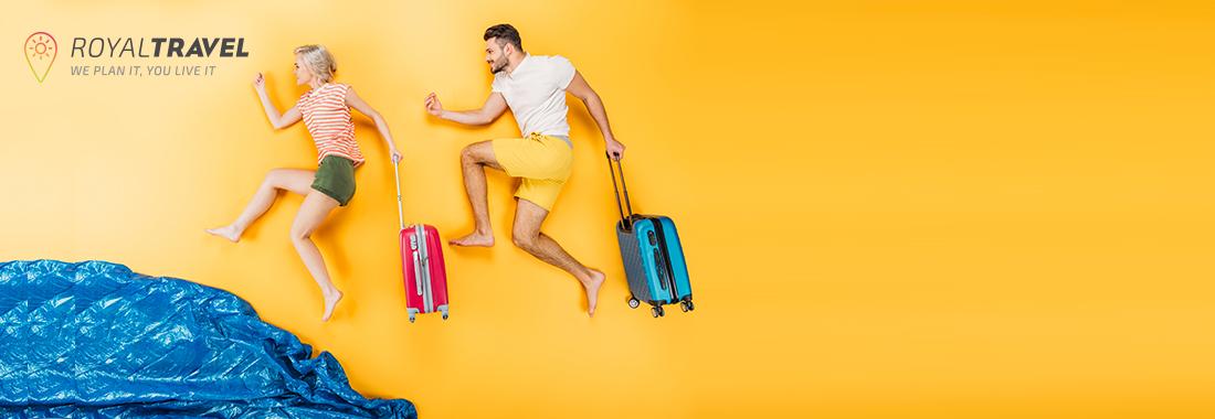 Royal Holiday -  ¡Royal Travel, tu agencia de viajes! - Aprovecha los descuentos y MSI para socios