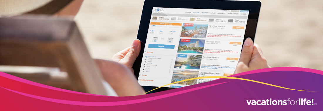 Royal Holiday - Sweet benefits by booking online! - Get 500 HC with reservations 5,000+ credits