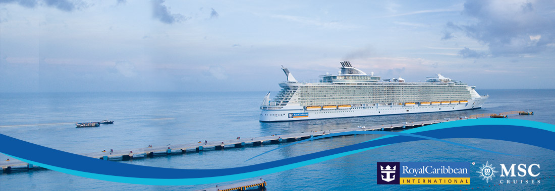 Royal Holiday - Thanksgiving Special: Royal Caribbean and MSC -  Up to 20% discount in Holiday Credits