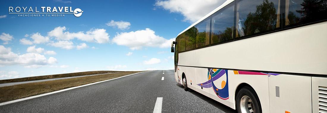 Royal Holiday - ¿Viajas en autobús? - Royal Travel te ofrece las mejores ofertas. ¡Compruébalo!