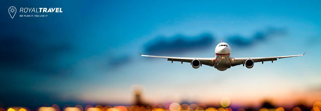 Royal Holiday - ¿Vas a volar? - En Royal Travel te ofrecemos vuelos a meses sin intereses