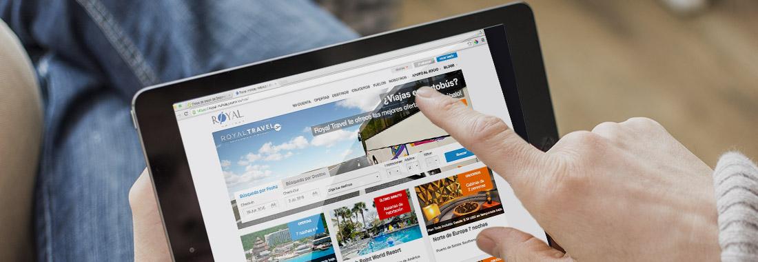 Royal Holiday - Reservaciones en línea Royal Holiday: - Al reservar en línea podrás adquirir 500 créditos vacacionales gratis.