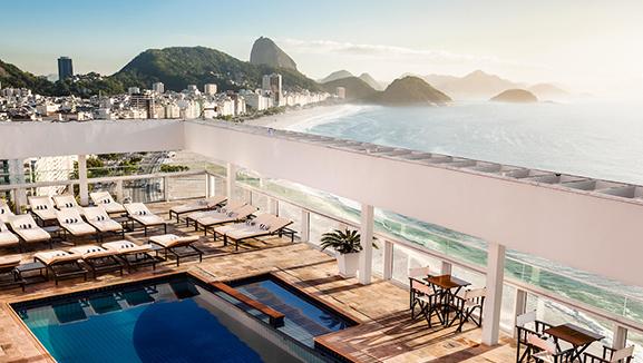 Royal Holiday Rio Othon Palace Rio de Janeiro, Brazil