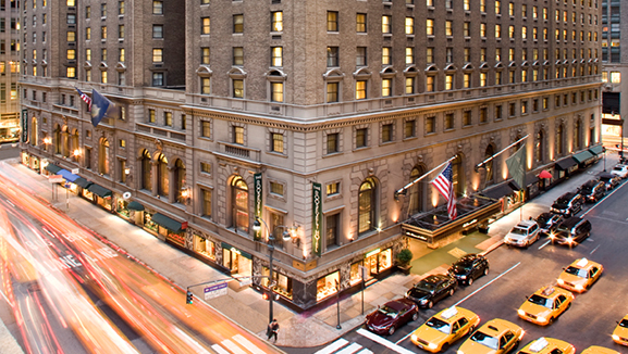 Royal Holiday - The Roosevelt Hotel