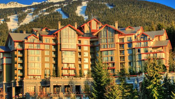 Royal Holiday - The Westin Resort & Spa Whistler