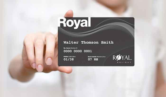 Royal Holiday Your Holiday Credits can take you far!