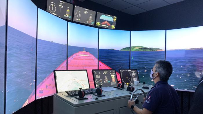 PSF adquire novo Simulador de Passadiço computadorizado.
