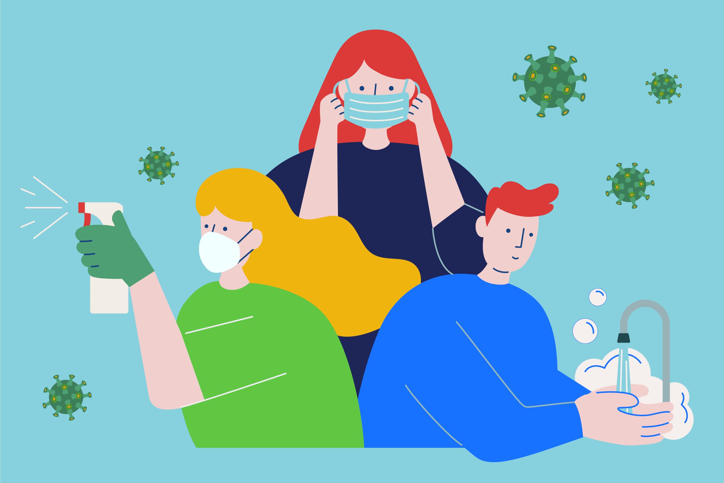 Coronavírus: o Agibank ajuda você a se proteger