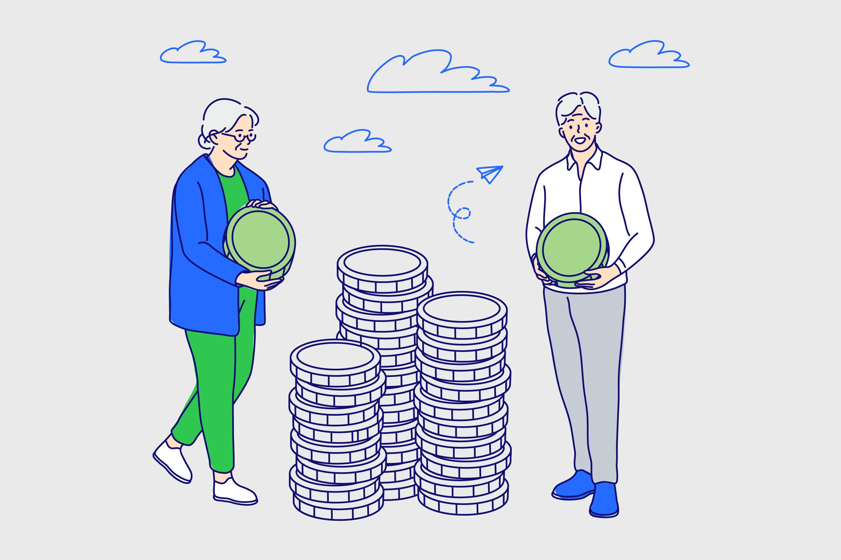 Investimentos para aposentados, faz sentido?