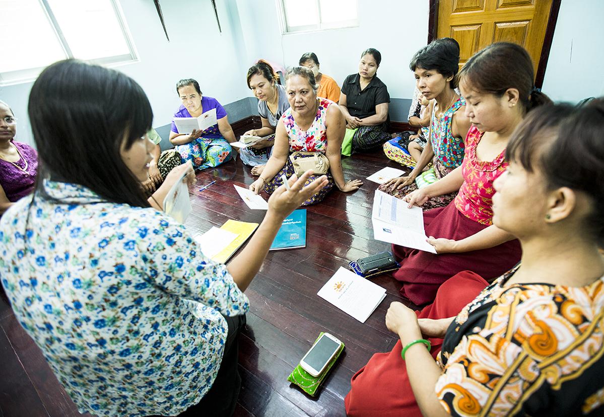 Paid Program: Multipliers of Prosperity - Myanmar's Economic