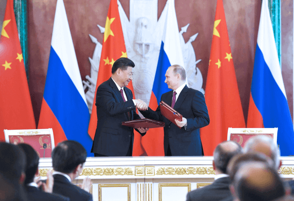 Roundup: Xi's Moscow visit witnesses stronger China-Russia ties