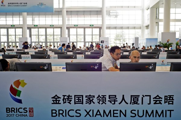 Interview: BRICS to boost South-South cooperation, world development: UN official