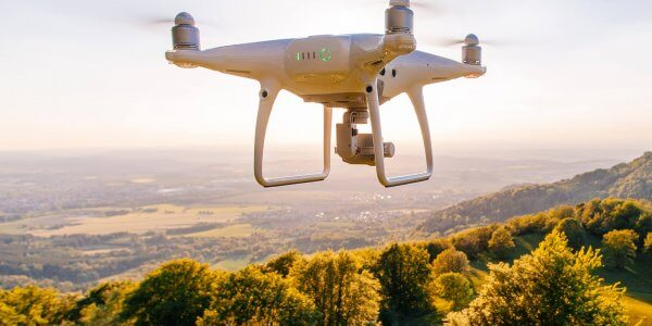 How Drones Can Save the Earth Around Us