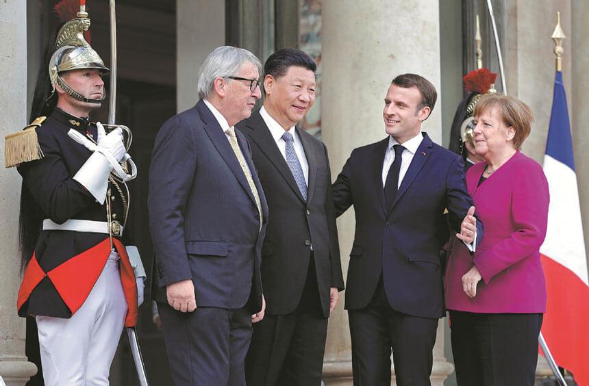 Xi Urges Joint Efforts in Seeking Open Economy