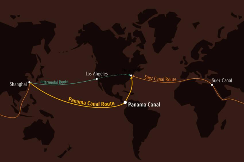 Paid Program: Panama Canal 2 0: Navigating the Ripples