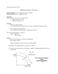 lecture-27-macroeconomics-overview