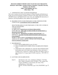 course-outline
