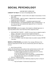 study-notes-on-social-psychology-date-not-accurate