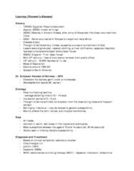 exam-study-guide-leprosy-tuberculosis-syphilis