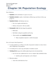 chapter-54-population-ecology