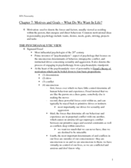 notes-pertaining-to-chapter-7-of-the-textbook-titled-motives-and-goals-