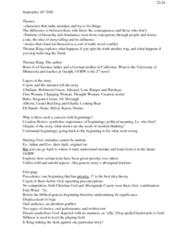 all-of-the-green-grass-running-water-novel-notes