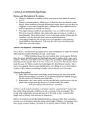 lecture-2-developmental-psychology-excellent-lecture-notes-from-richard-ennis-s-class