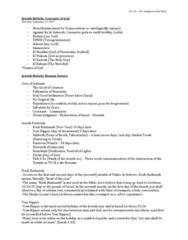 jewish-beliefs-concepts-of-god-human-nature-jewish-festivals-rabbinic-judaism